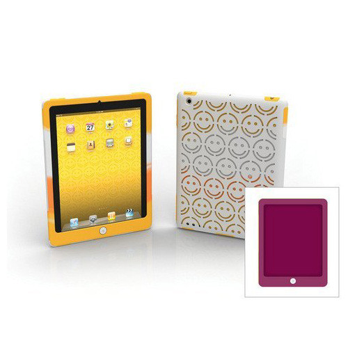 Tech Candy Happy Day Case Set for Ipad 2