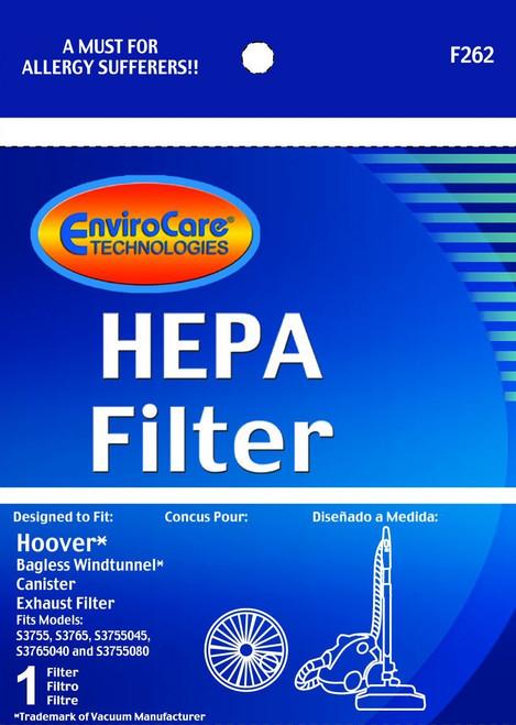 Generic Hoover Bagless Windtunnel Hepa Filter