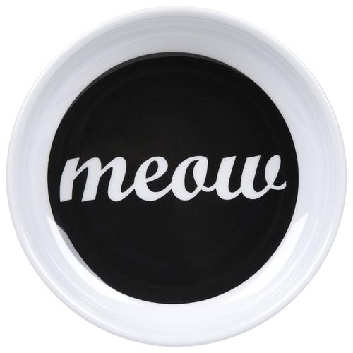 ORE Pet Meow Melamine Bowl