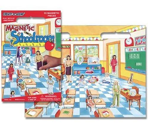 Smethport Create-a-Scene - School Room