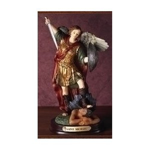 St. Michael Figure