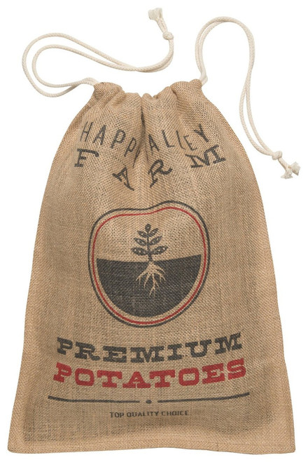 Now Designs Burlap Potato Sack