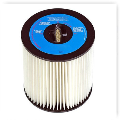 Dirt Devil Vacuum Filters for Central Vacuum (Aftermarket Generic Part) Replaces 8106-01