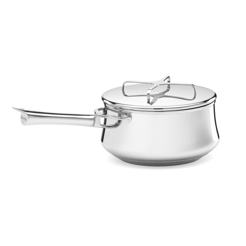 Kobenstyle Stainless Steel Sauce Pan, 2-Quart