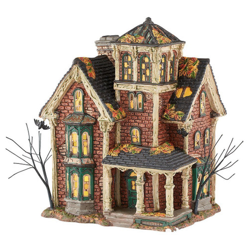 Department 56 - Ghastly's Haunted Villa