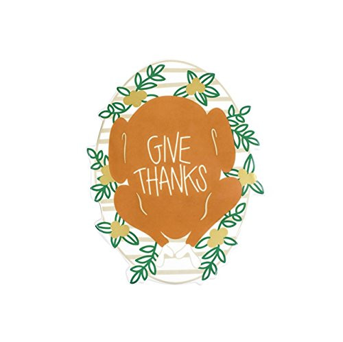 Coton Colors MINI Thanksgiving Turkey Attachment