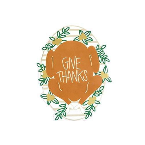 Coton Colors MINI Thanksgiving Turkey Attachment