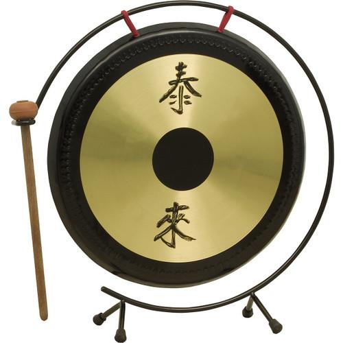 Rhythm Band Oriental Table Gong, 12 inch