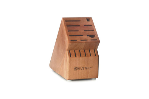 Wusthof 17 Slot Storage Block, Cherry