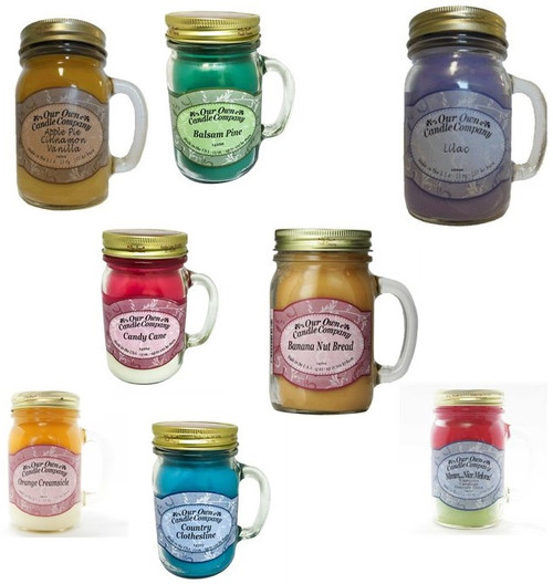 Our Own Candle 13oz Scented Jar Candle - 100 Hour Burn Time