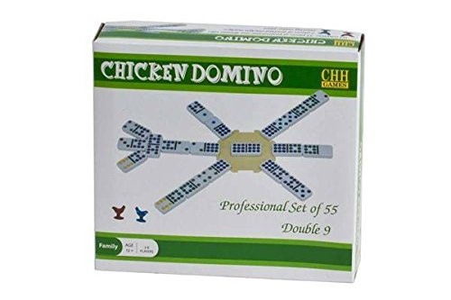 Chickenfoot Domino Set
