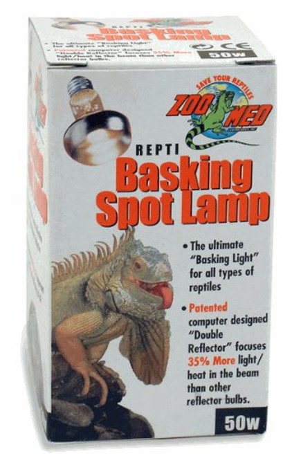 Zoo Med Repti Basking Spot Lamp 50 watt