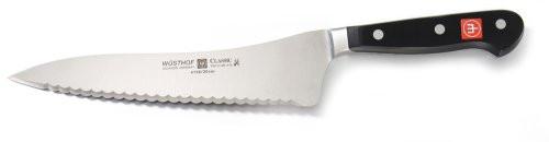 Wusthof Classic 8-Inch Offset Deli Knife