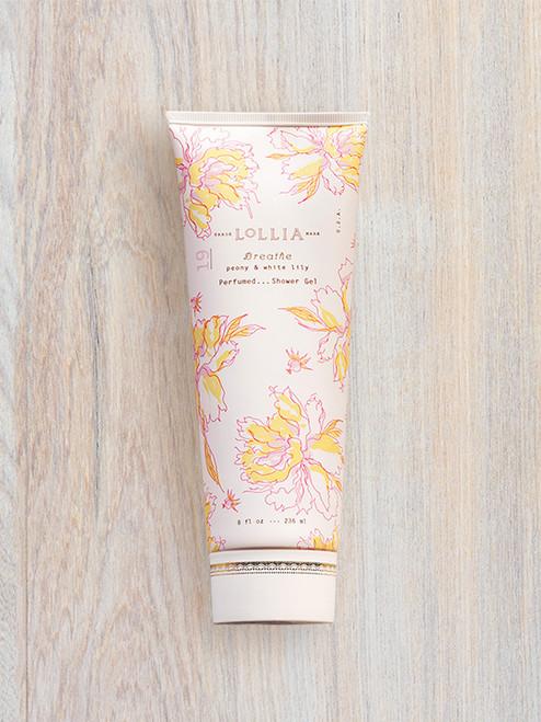 Lollia 8 Oz Perfumed Shower Gel