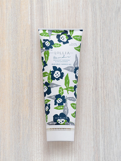 Lollia 8.5 Oz Perfumed Shower Gel