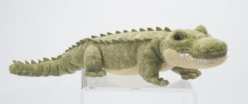 "Stream Line Alligator 12"" by Douglas Cuddle Toys"