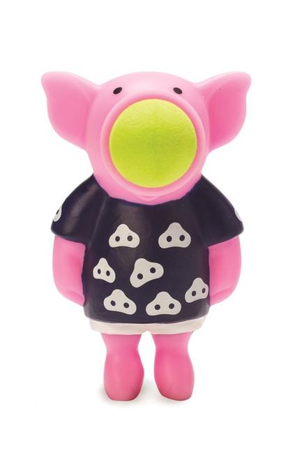 Hog Wild Pig Popper Keychain