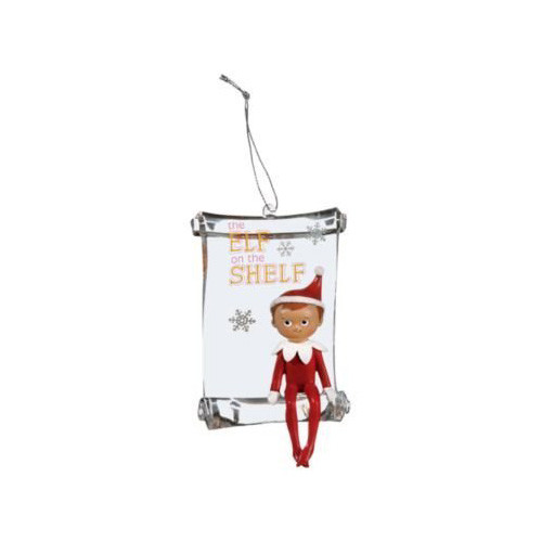 Roman the Elf on the Shelf Holiday Ornament Singles