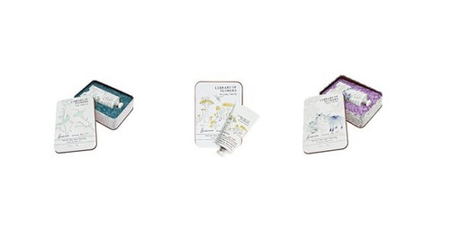 Library of Flowers, Nectar & Pollen Chapter Hand Cream