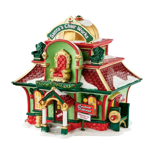 Department 56 4050967 Santa's Chair Works