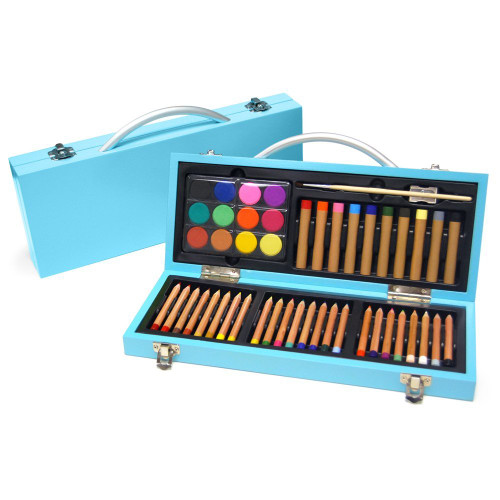 Xonex Junior Gallery Sky Blue Art Set