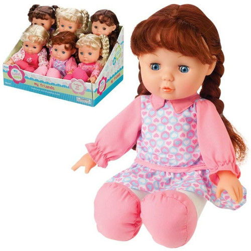 Toysmith Soft Doll, 12""