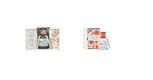Library of Flowers, 1.69 Fl Oz Eau De Parfum Paper, Cotton & String Chapter
