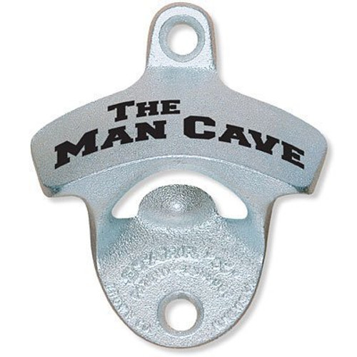The Man Cave Starr X Wall Mount Bottle Opener