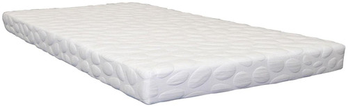 Nook Full Pebble Mattress - Cloud
