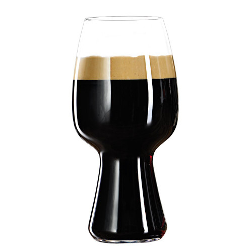Spiegelau 4991781 Stout Craft Beer Glasses Set of 6, Clear