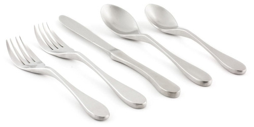 Knork Matte 5-Piece Place Setting