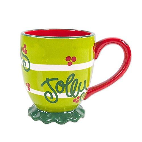Festoon Ruffle Mug