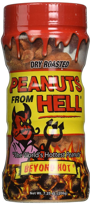 Ass Kickin - Peanuts from Hell - A Blend of Peanuts and Habanero Peppers