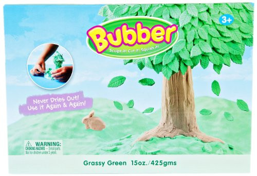 Bubber 21 oz Box Green