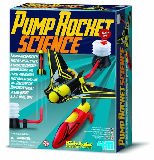 4M Pump Rocket Science