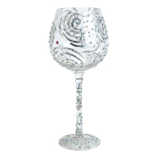 Lolita from Enesco Wine Glass, One in a Million