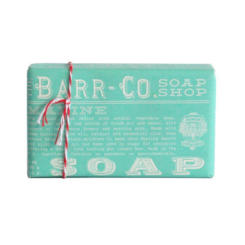 Barr Co Soap Bar, Marine