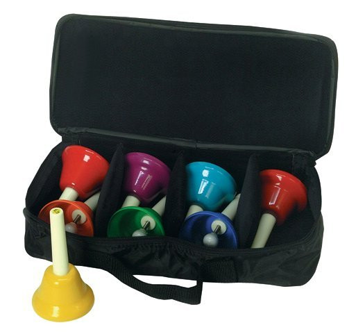 Kids Play Case for RB108 Handbells, Holds 8