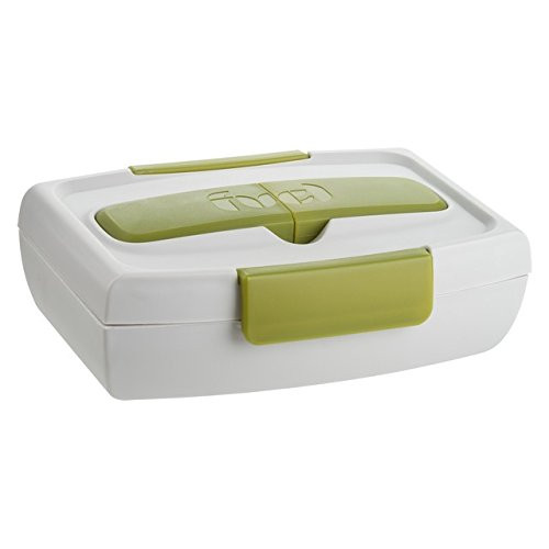 Trudeau 34908288 34 Oz Green Food Container