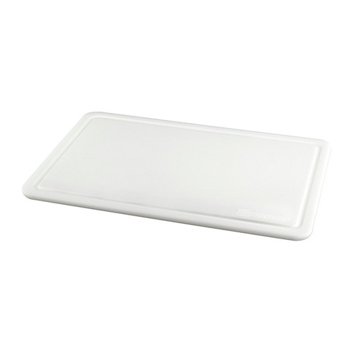 """Poly Cutting Board Size: 11.5"""" H x 17.5"""" W"""