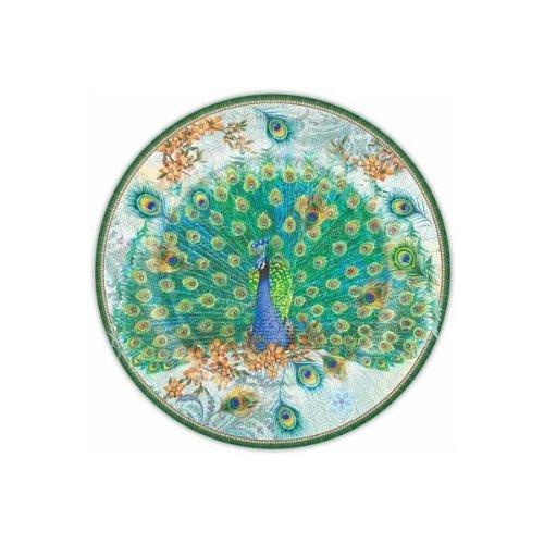 Punch Studio Dinner Plates- #43224 Royal Peacock