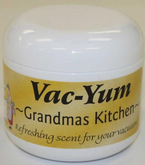Vac-Yum Vacuum Granules Grandmas Kitchen