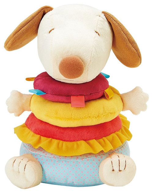 Peanuts Stacking Plush Snoopy