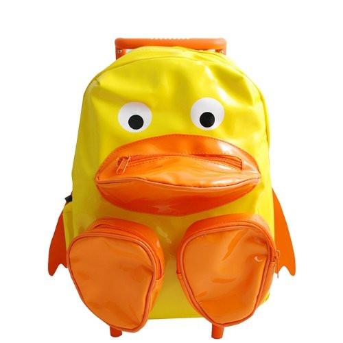 Sassafras Pull-Along Duck Bag