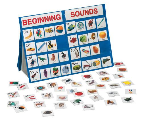 Smethport Tabletop Pocket Chart Beginning Sounds