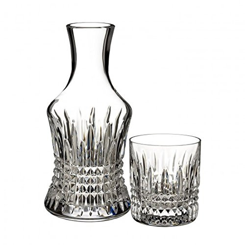 Lismore Diamond 2-Piece Carafe Set