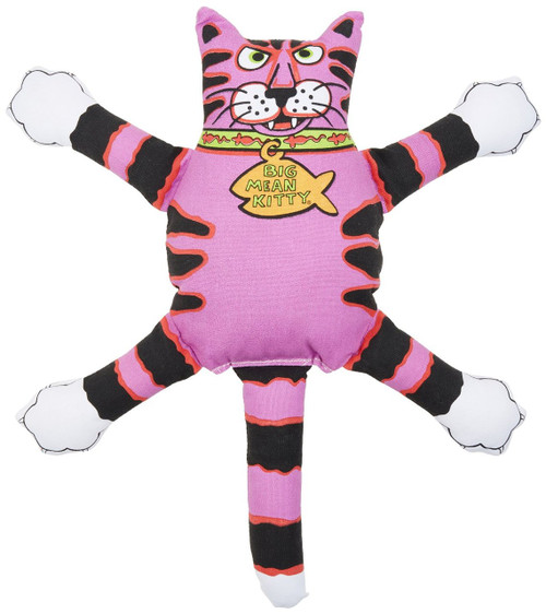 Bamboo Pet DAM660104 Fat cat Terrible Nasty Scaries, Assorted