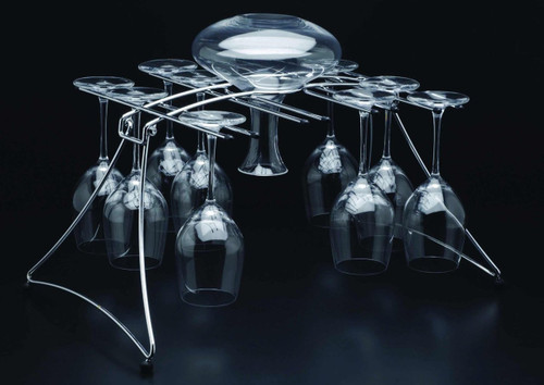 Oenophilia Fusion Stemware Rack - 16 Glass