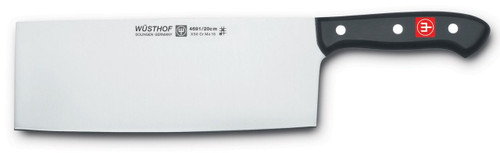 """Gourmet Chinese Cleaver Blade Length: 8"""""""