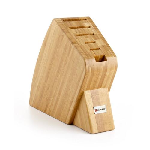Wusthof 7249-1 LG Studio 6-Slot Knife Block - Bamboo